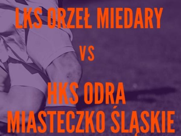 HKS ODRA zagra pierwszy mistrzowski mecz tego roku
