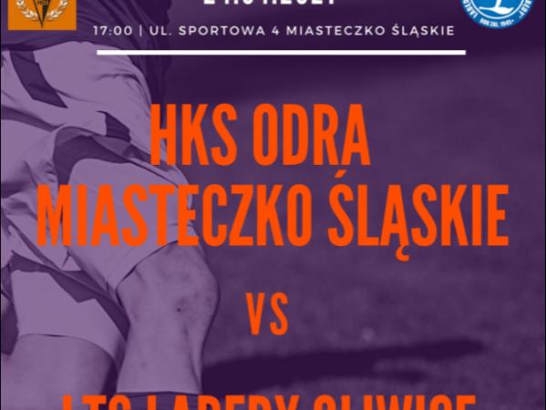 HKS ODRA vs ŁTS ŁABĘDY GLIWICE